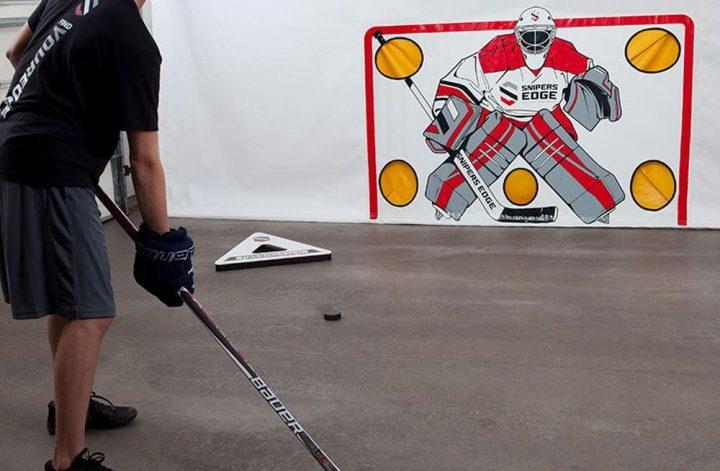 hockey passer